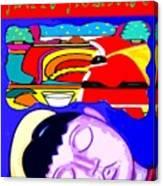 Happy Holidays 67 Canvas Print