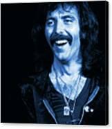 Happy Iommi Blues Canvas Print