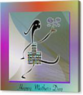 Happy Mother's Day   2 Canvas Print