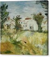 Happy Valley Home Canvas Print