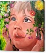 Happynes Canvas Print
