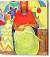 Harar Lady 2 Canvas Print