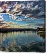 Harbor Delight Canvas Print