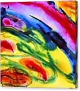 Hard Candy Canvas Print