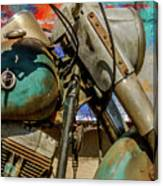 Harley Davidson - American Icon II Canvas Print