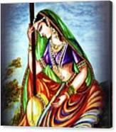 Hare Krishna - Ecstatic Chanting  Canvas Print