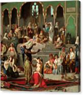 Harem Dancers Canvas Print