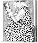 Hareparrish Canvas Print