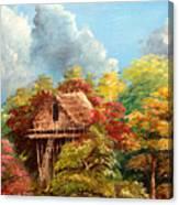Hariet Canvas Print