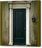 Harkness Doorway Canvas Print