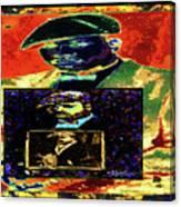 Harlem Renaissance Deja Vu Number 1 Canvas Print