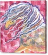 Harlequin Horse II Canvas Print