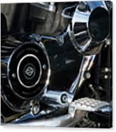 Harley Davidson 17 Canvas Print