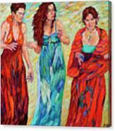 Harmony Canvas Print