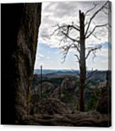 Harney Peak Lookout Canvas Print