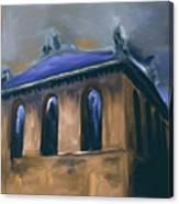 Harold Washington Library 539 2 Canvas Print