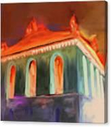 Harold Washington Library 539 4 Canvas Print