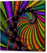 Harp 112 Canvas Print