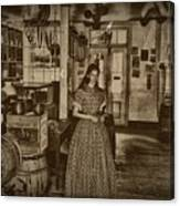Harpers Ferry General Store Canvas Print
