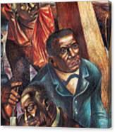 Harriet Tubman, Booker Washington Canvas Print