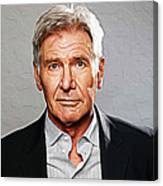 Harrison Ford Canvas Print