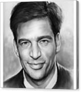 Harry Connick, Jr. Canvas Print