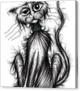 Harry The Cat Canvas Print