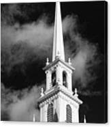 Harvard Memorial Church Steeple Canvas Print