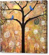 Harvest Moon Canvas Print