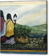 Harvest Blessing Canvas Print