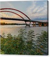 Hastings Mn Bridge Canvas Print