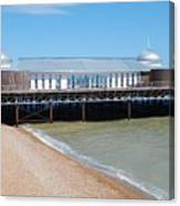 Hastings Pier Pavilion Canvas Print