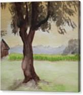Hatch Farm Alto Michigan Canvas Print