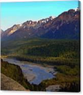 Hatcher's Pass Alaska Canvas Print