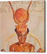 Hathor Canvas Print