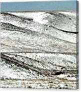 Hatton Hills Canvas Print