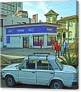 Havana-37 Canvas Print