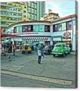 Havana-38 Canvas Print