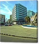 Havana-44 Canvas Print
