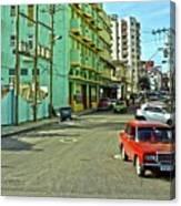 Havana-47 Canvas Print