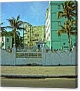 Havana-48 Canvas Print