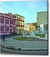 Havana-51 Canvas Print