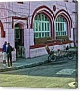 Havana-52 Canvas Print