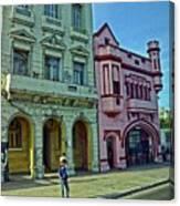 Havana-53 Canvas Print
