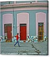 Havana-54 Canvas Print