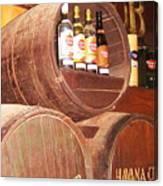 Havana Club Canvas Print
