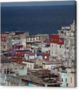 Havana, Cuba Canvas Print