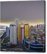 Havana Dawn Canvas Print
