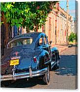 Havana Daydream Canvas Print