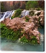 Havasu Creek Grand Canyon 14 Canvas Print